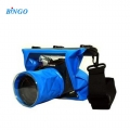 Bingo Wp052 Waterproof Case for Digital DSLR Camera for Kits lens - Blue (100mm)